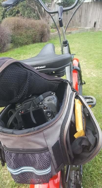 electric bike bag
