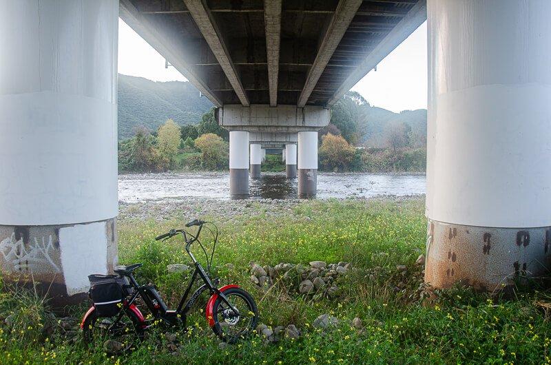 wellington electric bike rental
